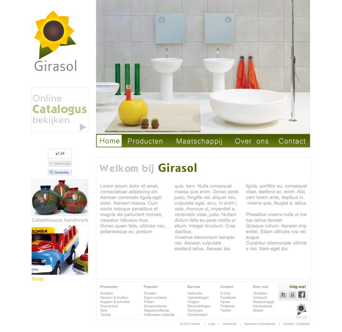 1--Girasol
