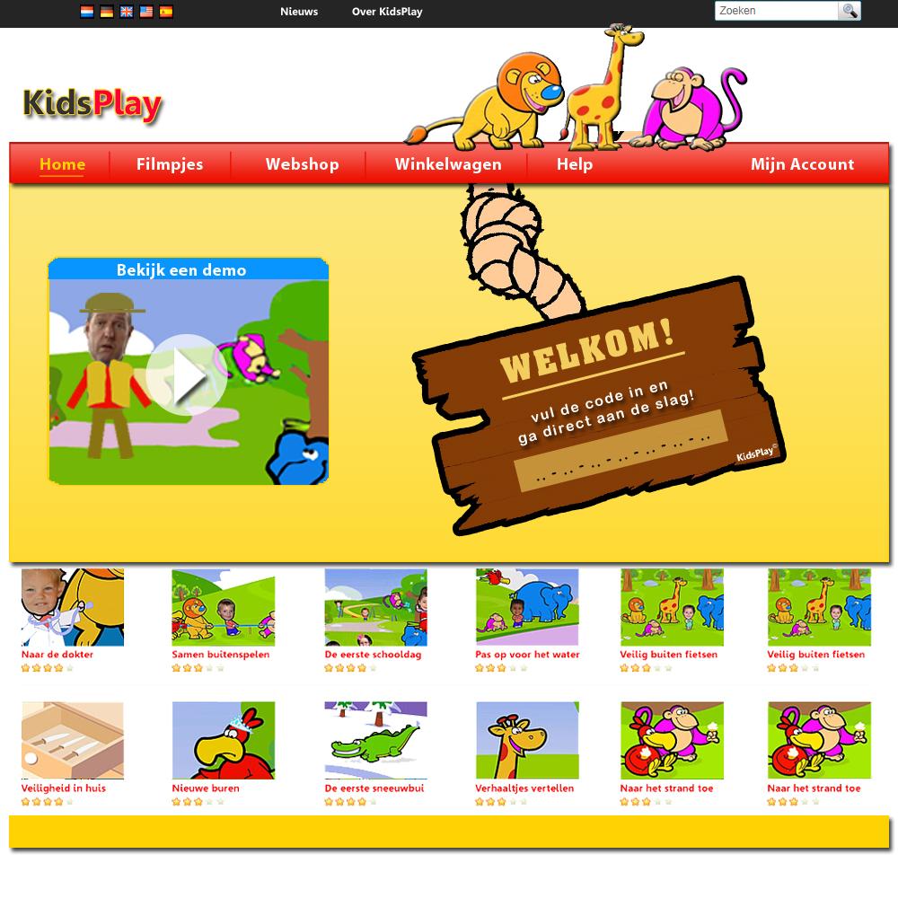KidsPlay-Index