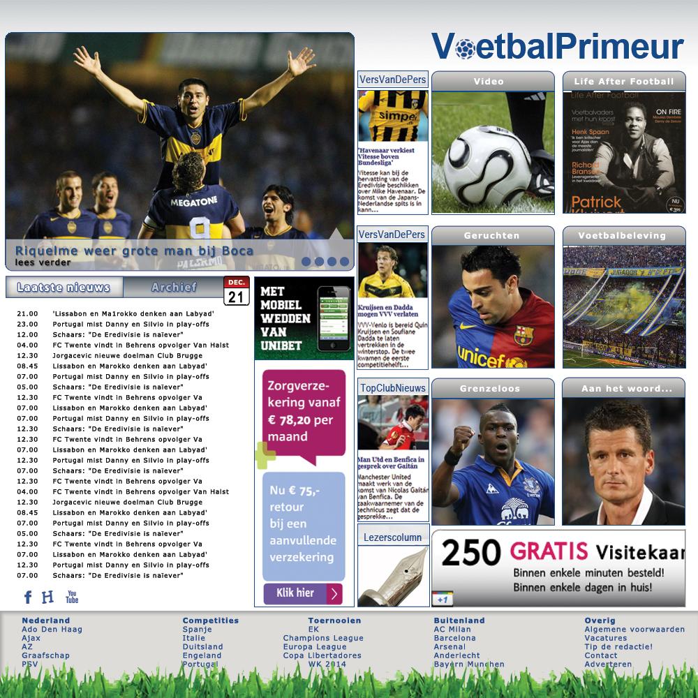VoetbalPrimeurNL