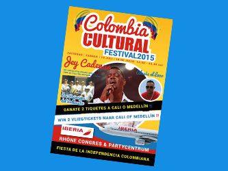 Colombia Cultural Festival