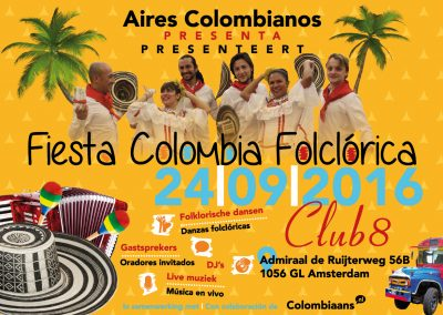 Dansgroep Aires Colombianos