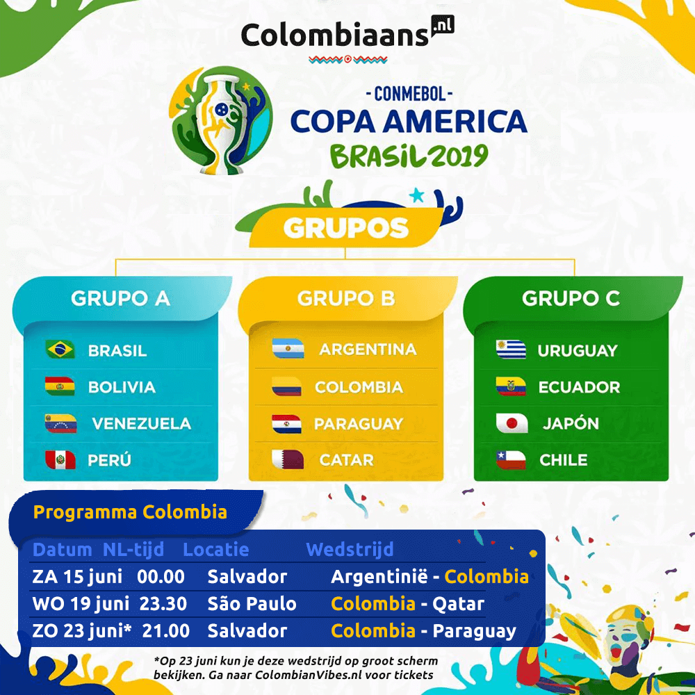 Colombian Vibes 2019
